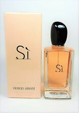 Armani Si By Giorgio Armani Edp Women Spray 3.4 oz - 100 ml *New In Sealed Box*