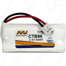 2.4V Replacement Battery Compatible with Sanik 2SNAAA55HSJ1