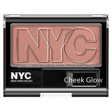 NEW YORK COLOR Powder Blush CHEEK GLOW Discontinued NYC New! *YOU CHOOSE* 2/2
