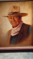 John Wayne Portriat by Lee Young