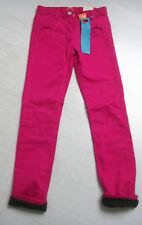 Jeans, SLIM, gefüttert, pink, schmales Bein, OUTBURST COMPANY. NEU!