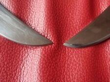 Seraph:Duel I_I Dragon Dual-Blade Crescent Moon_Pocketing Dagger ('._._.')