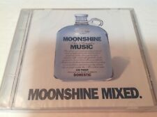 Various Artists Moonshine Mixed Music CD New