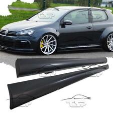 SIDE SKIRTS FOR VW GOLF 6 R20 LOOKS 08-12 SPOILER NEW BODY KIT GOLF VI