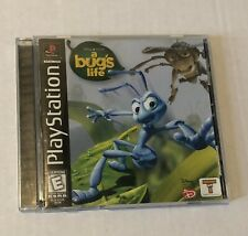 Disney's A Bug's Life (Sony PlayStation 1 PS1 1998) Black Label Complete, Tested