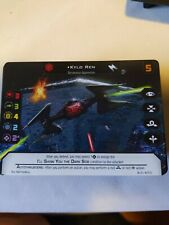 Star Wars X-Wing Academy Pilot NA Championship Promotional Card