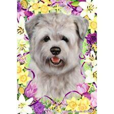 Easter Garden Flag - Blue Glen of Imaal Terrier 332141