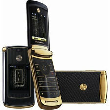 Motorola RAZR2 V8 Luxury Edition GOLD 2GB (GSM)  Flip phone