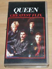 Queen - Greatest Flix - Cassette Vidéo - VHS