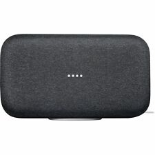 Google Home Max Smart Assistant Speaker WiFi Bluetooth Charcoal