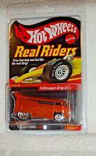 Hot Wheels Real Riders Series 6 - #4 of 6  Volkswagen Drag Bus #253/11,000