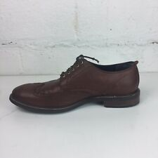New listing Cole Haan Grand OS' Mens Size 9.5M Dark Brown Wingtip Brogue Shoe C27089