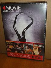 Hoste l / Hostel 2/ The Tattooist / The Hunt for the BTK Killer (DVD) 2-Disc Set