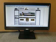 "Dell E2014HF PD06D 19.5"" LED Flat LCD TFT Widescreen Monitor 1600x900 VGA DVI"