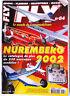 FLY n°84; Radio-Commande-Vol Libre-Astromodélisme/ Plan + Nuremberg 2002