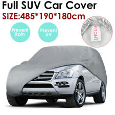 Large Full Car SUV Cover Outdoor Waterproof Breathable Dust Resistant Protection