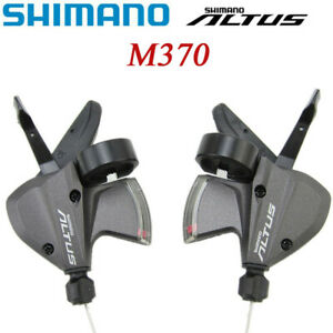 Shimano Altus SL-M370 3x9 27 Speed Shifter Trigger SL-M370 Brake Shifters Levers
