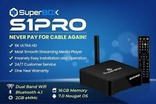 New listing Superbox S1 Pro 6K Android Tv Buy From Superbox Usa