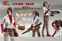 Heart Resident Evil Degeneration Claire Redfield 1/6 Scale Action Figure Toy New