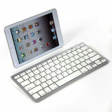 3.0 Bluetooth Wireless Keyboard For Apple iPad-2-3-4 Computer PC Tablet Macbook