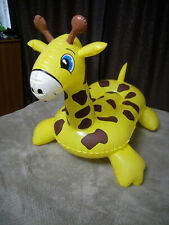 Inflatable Bestway Giraffe pool float