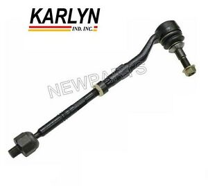 For BMW E60 E63 E64 525i Tie Rod Assembly Left or Right Karlyn 32 10 6 777 479