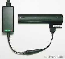 External Laptop Battery Charger for HP Mini 210-2000, 630193-001 614875 629835