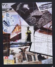Somaliland-2000-Old Ships-TITANIC-1S/Sh, MNH, SOM 056/L