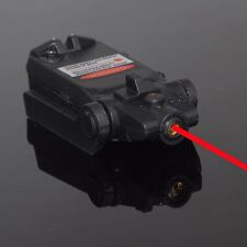Micro Mini Pistol Gun Red Laser Sight For Tactical Compact Hunting Shotgun