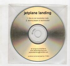 (IG701) Jetplane Landing, This Is Not Revolution Rock - DJ CD