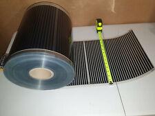 "12"" Flexible Heating Tape /Film for Reptile Terrarium Cage Egg Incubator Warming"
