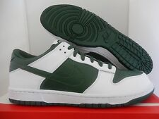 NIKE DUNK LOW iD NFL NY NEW YORK JETS GREEN-WHITE SZ 11.5 [535081-901]