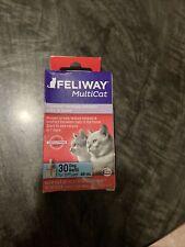 Feliway D89420B Multicat 48ml Diffuser Refill