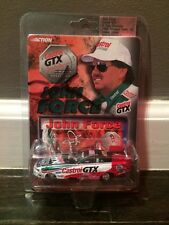 JOHN FORCE CASTROL GTX  1999 1:64 DIE CAST NHRA  FUNNY CAR NEW Autographed