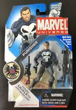 "MARVEL UNIVERSE 3.75"" PUNISHER FIGURE #020"