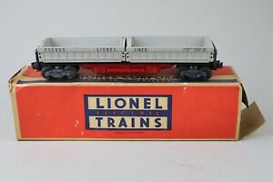 Postwar Vintage Lionel No.3359 Operating Dump Car w/box