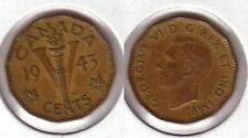 Set of Complete VICTORY NICKELS 1943, 1944, 1945 & 2005 (Piece of History)