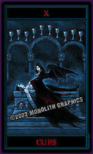 The GOTHIC TAROT Deck by Joseph Vargo   Self Published