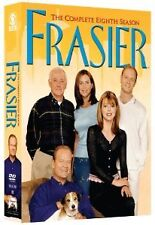Brand New DVD Frasier Complete Eighth Season Kelsey Grammar David Hyde Pierce