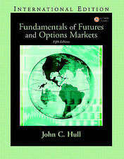 Fundamentals of Futures and Options Markets by John Hull (Paperback, 2004) Aut