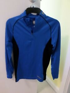 BOYS NEVICA TOP (AGE 11-12 YEARS) BLUE
