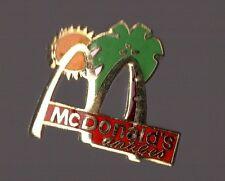 Pin's Mac Donald's / restaurant d'Antibes (Mc Donald's - EGF)