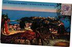 CPA Monaco-Le Rocher vu des Nouveaux Jardins (234153)