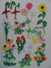 Quilling Kit - Garden Flowers