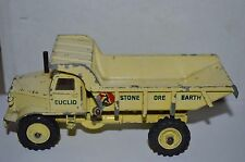 Dinky Toys 965 Euclid dump truck in good original condition