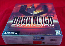 Dark Reign Expansion Rise of the Shadowhand -Activision 1998   *new Shrink*