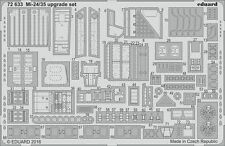 Eduard 1/72 Mil Mi-24/35 Upgrade Set # 72633