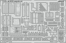 Eduard 1/72 mil Conjunto De Actualización Mi-24/35 # 72633