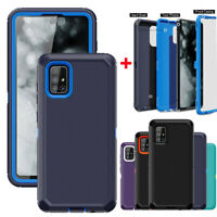 For Samsung Galaxy A51 A71 Case Shockproof Heavy Duty Rugged Armor Phone Cover