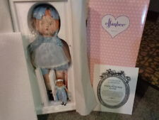 "New ListingOrig. In Box Effanbee W/Certificate 14"" Porcelain Patsy With Wee Patsy Doll P226"